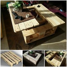 how to build a diy lift top coffee table http://diyprojects