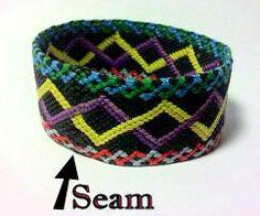Seamless Tie Bracelet