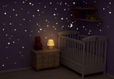 Träumen Sie süß unter dem leuchtenden Sternenhimmel!