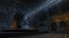Thorin's Great Hall by LotROLaurelin.deviantart.com on @DeviantArt