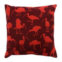Heal's Limited Edition Ibis Cushion By Jill | Cushions | Soft Furnishings | Home Furnishings | Heal's