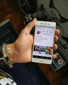 Conforme prometido os snaps com o novo celular Sony Xperia X já estão no ar! Bora pra lá conferir: blogdokadu  #SonyXperia #XperiaX