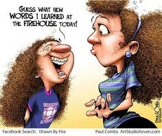 Firefighter Kids... Bahaha the funny truth!