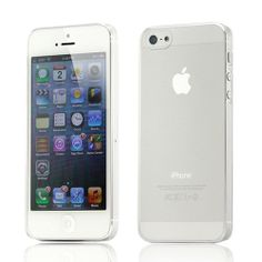 50 Cool iPhone 5 Cases That Fits Your Need  In the picture: Ultra-thin and transparent iPhone 5 Case.