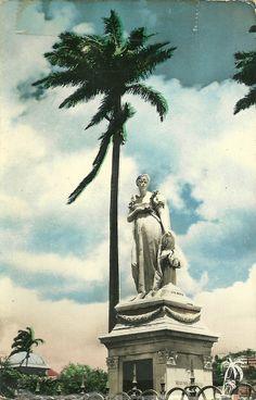 statue de Joséphine / Fort-de-France