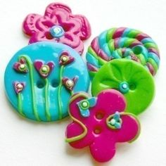 buttons#Candy| http://ilovecolorfulcandiesgwendolyn.blogspot.com