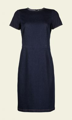 King Louie - Mod Dress Denim