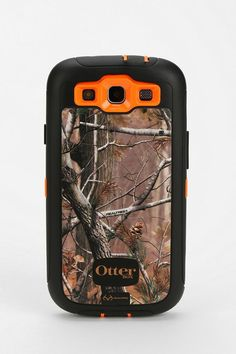 OtterBox Camo Samsung Galaxy S3 Phone Case #urbanoutfitters