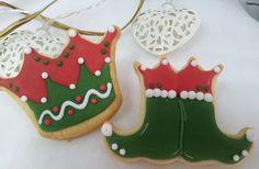 Galletas Decoradas para Navidad. Christmas Cookies