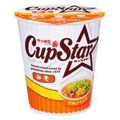 No.80 SANYO FOODS Sapporo Ichiban CupStar 79g