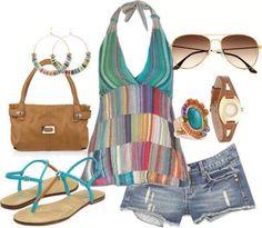 0acc21e434 Cute Yoga Tank Tops, Boho Beautiful, House Beautiful, Hippie Outfits,  Summer Outfits