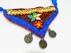 etnik muska kolye (Mavi) Zet.com'da 40 TL