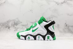 Details about Nike Zoom 2K BlackWhiteGreen Mens Trainer Limited Stock All Sizes! GENUINE!