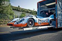 Porsche 908 917 @ Le Mans Classic 2014 …