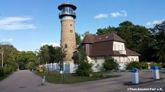 Bad Sarrow, alter Wasserturm #Bad #Sarrow #Wasserturm #Brandenburg #Deutschland #Scharmützelsee