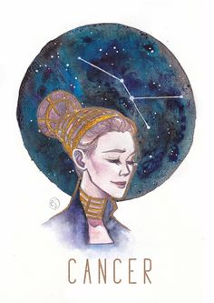 Star Wars Constellations - Zodiac by enerJax