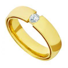 Aliança de Casamento Dupla ead50D - Joiasgold Mobile