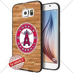 Los Angeles Angels MLB Baseball Logo WADE8340 Samsung s6 Case Protection Black Rubber Cover Protector WADE CASE http://www.amazon.com/dp/B01729GSNE/ref=cm_sw_r_pi_dp_7XZowb1VNH8Q0