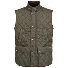Polo Ralph Lauren Southbury Quilted Vest (3,050 EGP) ❤ liked on Polyvore featuring mens, men's clothing, men's outerwear e men's vests