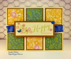 Paper DragonFleur: Cross Canada Blog Hop...Cards, Cards, Cards!