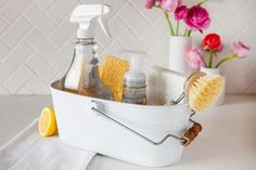 The 5 Cleaning Must-Haves that Pro House Cleaners Swear By | Apartment Therapy