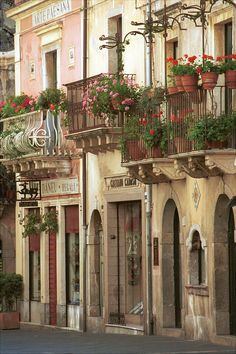 All Over The World | Travel | Italy | RosamariaGFrangini || Taormina, Sicily, Italy