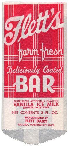 Flett's #vintage #label #type #lettering