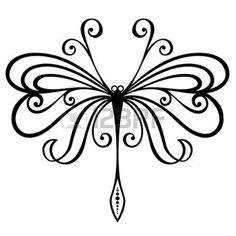 tatouage libellule - Recherche Google