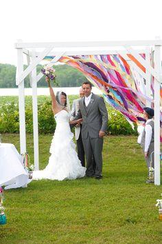 Colorful Wedding <3