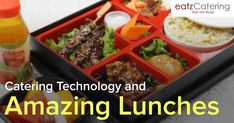 Catering Technology and Amazing Lunches - Read here: http://eatzcatering.com/blog/catering-and-technology-for-lunch/. For a halal certified food caterer in Singapore go here:http://eatzcatering.com #eatzcatering #bento #caterer #catering #lunch #singaporecatering