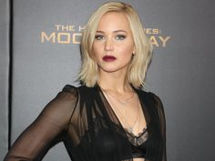 Jennifer Lawrence so nervous about kissing a married man she got drunk first and then called her mom after...love her even more!!