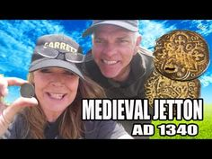 I found a 650 year old medieval French JETTON dated around in top condition! Gold Prospecting, Metal Detecting, Digger, Twiggy, Year Old, Dawn, Fun Stuff, Medieval, Fun Things