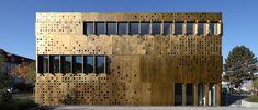 JSWD Architekten - Fraunhofer Transfercenter Adaptronic TZA, Darmstadt