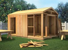 How To Frame A Shed Dormer Build A Shed Kit, Build Your Own Shed, Shed Building Plans, Diy Shed Plans, Shed Kits, Storage Shed Plans, Building A Deck, Building Ideas, Diy Storage