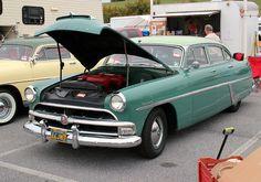 1954 Hudson Hornet 4 door
