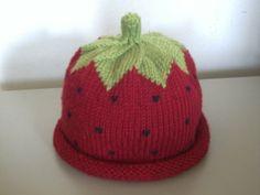Cappello fragolina