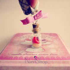 Hello Kitty Beans Charm Jelly Beans, Kawaii Fashion, Hello Kitty, Handmade Jewelry, Charmed, Sweet, Cute, Pink, Red Dates