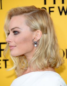 Margot Robbie Hair and Makeup