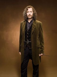 30 Day Harry Potter Challenge. Day 5: Fave male character and why. Sirius Black because he's so badass. He was Jame's best friend and suffered through 13 years in Azkaban only to break free and be a parent for Harry, if only for a little while.