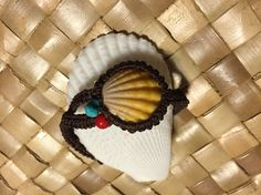 Sunrise shell bracelet