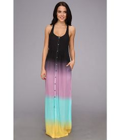 Volcom Dreamsicle Dress Black - 6pm.com