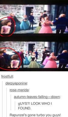 OMGOSH!!! Rapenzel! Disney Princess Spotings / Awesome / Cool / Amazing / Frozen