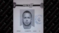 """Agentes de la División de Arrestos Especiales de Bayamón junto a agentes federales, arrestaron ayer en el Motel Villa Borínquen en Toa Baja a Julio A. Pérez Clemente de 23 años, contra quien pesaba una fianza en ausencia de $1,500,000.00 por un asesinato además de una orden por violación a condiciones de una probatoria.  Se informó además que al arrestado se le ocupó una pistola marca """"Glock"""", modelo 27 con tres cargadores y se le confiscó un Toyota Yaris color gris.    El asesinato..."""