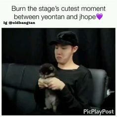 BTS Jhope and Yeontan cute Burn The Stage moment Los dos amores de Taehyung Jung Hoseok, Bts Namjoon, Bts Bangtan Boy, Bts Jungkook, Seokjin, Foto Bts, J Hope Tumblr, Park Jimim, J Hope Dance