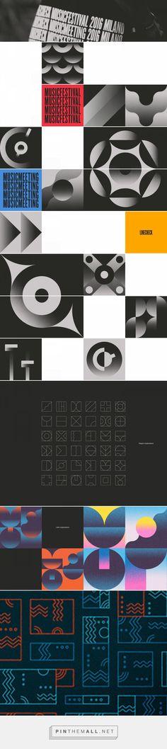 Linecheck 2016 on Behance - created via https://pinthemall.net