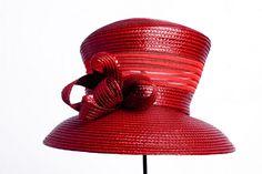 Cheery Cherry Straw Hat sizzles Summer.