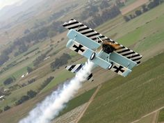 World War I German Tri-Plane