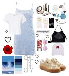 """""""chic in the city"""" by yuna18 ❤ liked on Polyvore featuring Nobody's Child, RE/DONE, Givenchy, Puma, Carbon & Hyde, Armitage Avenue and Marc Jacobs"""