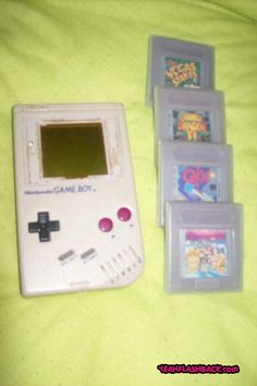 I loved my gameboy but my mom seemed to play it more then me!! Tetris was her obsession