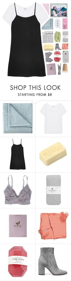 """♡ BUT I COME BACK TO THE WATER"" by cheerleader7avag ❤ liked on Polyvore featuring JCPenney Home, Splendid, Reformation, American Eagle Outfitters, Kelly Wearstler, Illamasqua, Gianvito Rossi, Polaroid and Grace"